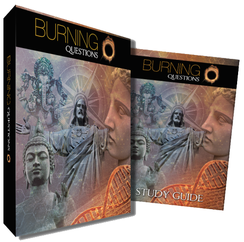 RZIM Burining Questions DVD Special Review Offering