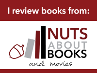 I review for Nuts About Books